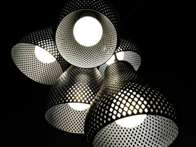 Impression 3D - Décoration luminaires