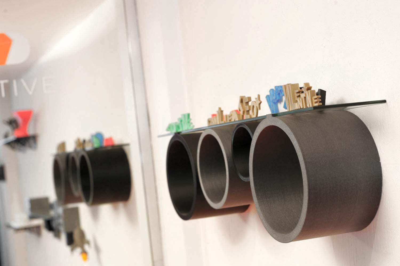 impression 3D décorer étagères