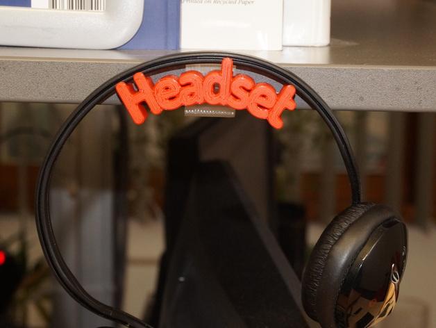 impression 3D personnalisation casque headset