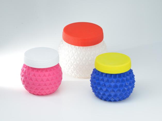personnalisation impression 3D salière poivrière