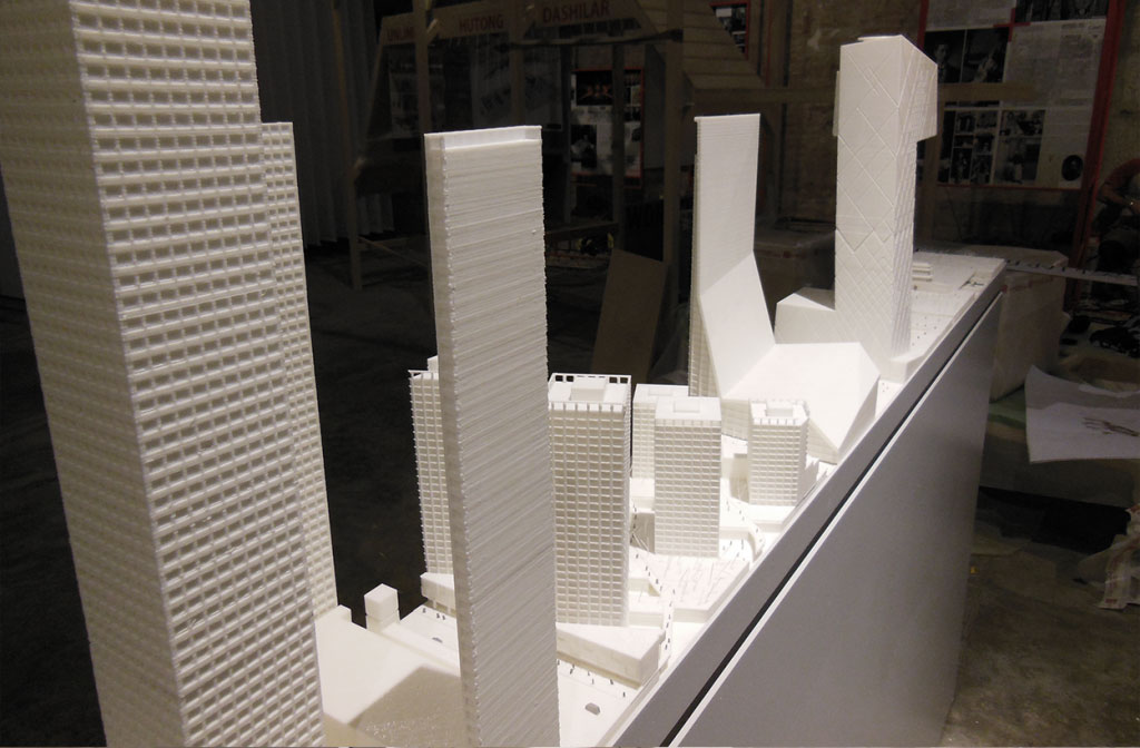 Addditive impression 3d nice architectes promoteurs for Maquette d architecture