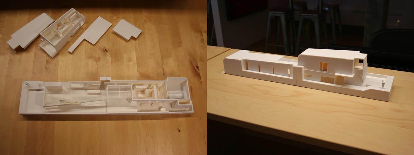 Impression 3D maquettes architectes promoteurs