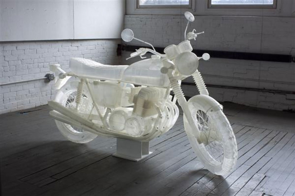 impression 3D reproduction moto