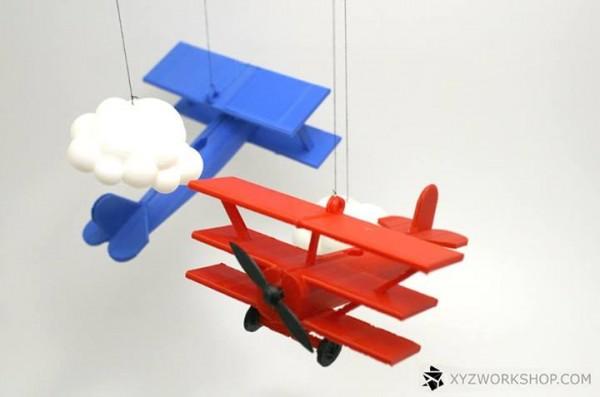 impression 3D jouets avions