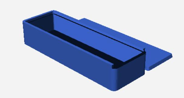 impression 3D boite sur mesure