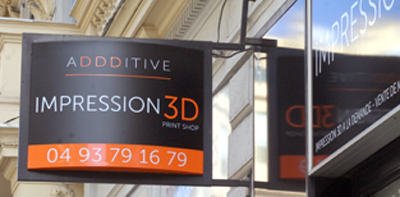 ACCOMPAGNEMENT IMPRESSION-3D addditive