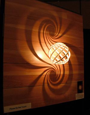 impression 3D décoration applique murale