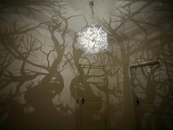 lampe ombres Impression 3D Design