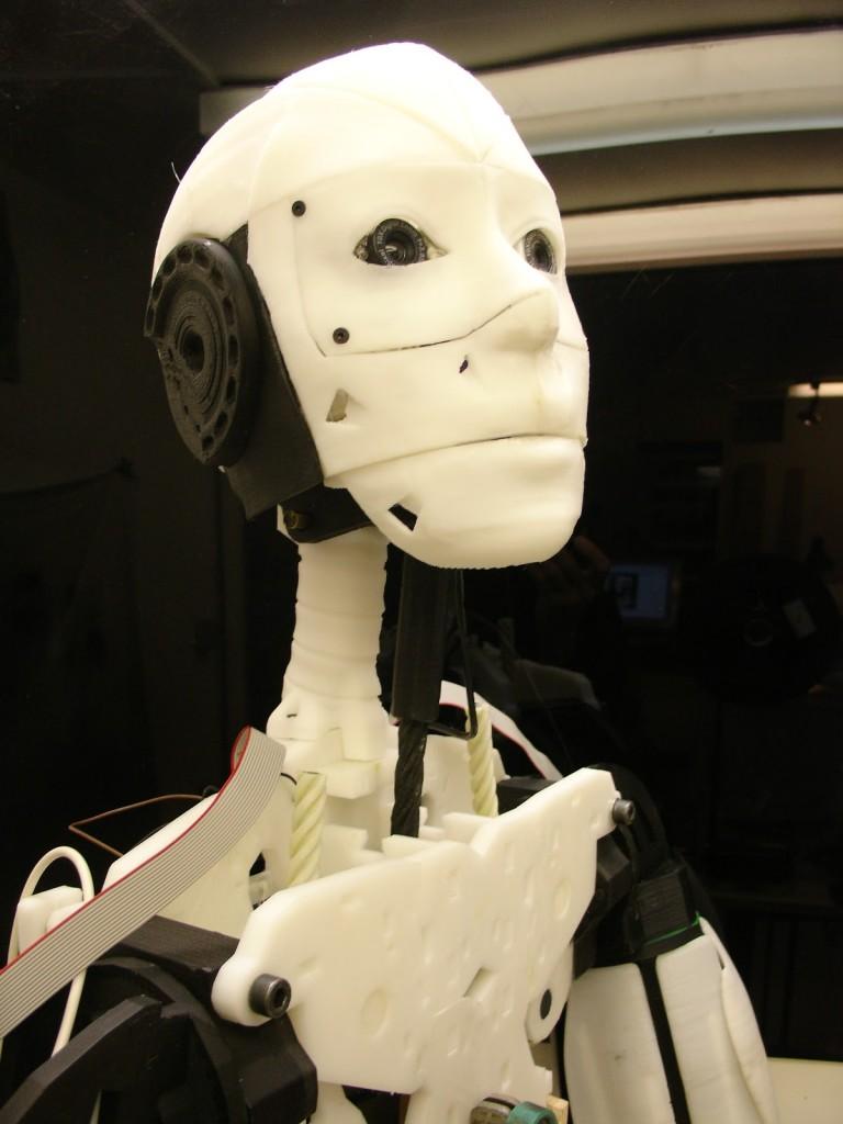 impression 3D bricoler robot