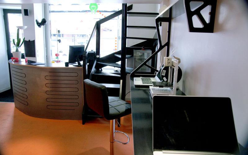 Boutique impression 3D print shop