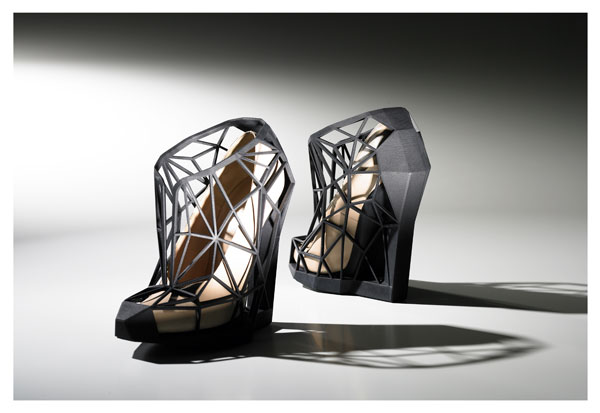 impression 3D chaussures