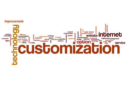 addditive personnalisation impression 3D