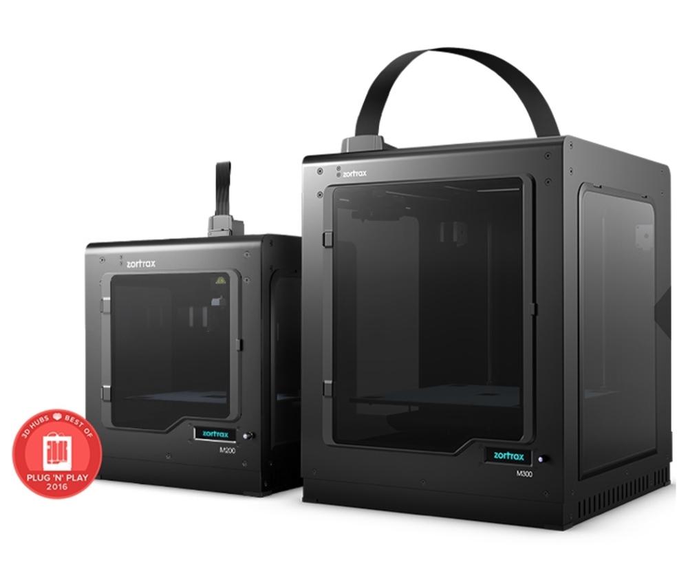 imprimante 3D Zortrax