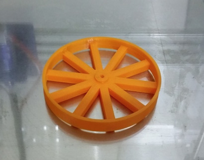 PERSONNALISATION EN LIGNE roue