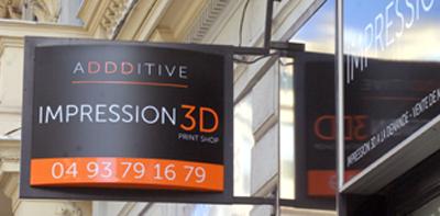 ACCOMPAGNEMENT IMPRESSION-3D addditive